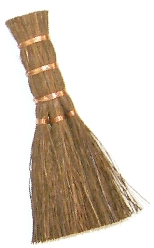 Joshua Roth Small Hemp Bonsai Broom with Fine Bristles 6001