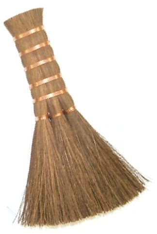 Joshua Roth Hemp Bonsai Broom with Fine Bristles 6002